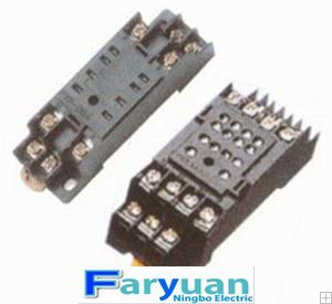 Relay Socket PYF