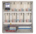 DX-801B-Single-phase eight households meter box