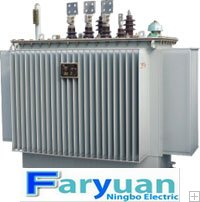 S9-M-30-2000kVA Three Phase Oil immersed Transformer