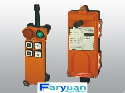 F21-4S F21-4D radio controller for crane