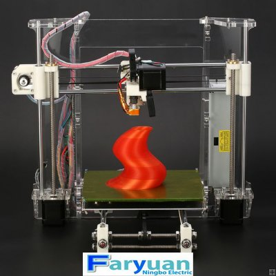 FY3D-5B glass frame 3d printer ,DIY 3d printer