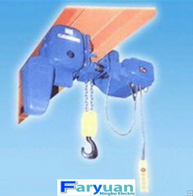 Demag PK electric Chain hoists