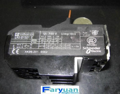 LR2-D1321C thermal relay
