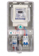 DX-101AK-Single Phase one household electric meter box(KaShi)