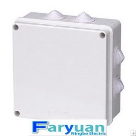 water-proof junction boxes with opening holes