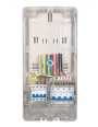 DX-D-101BK-Three-phase prepaid measuring boxes