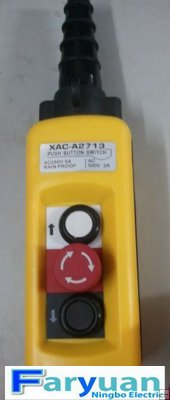 XAC-A2713 push button pendant