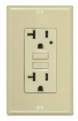 20A GFCI receptacle outlet