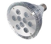 9W LED PAR38 light