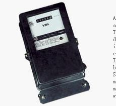 DEM081 three phase watt hour meter