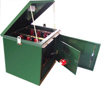 DFT2 12 type outdoor HV cable Branch Box