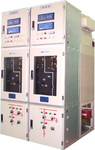 Indoor Gas Insulation Metal-clad Switchgear DXG-40.5(z)