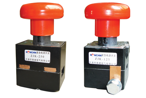 Emergency disconnect switch (Safety switch)