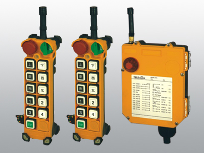 F24-10S F24-10D radio control system for crane