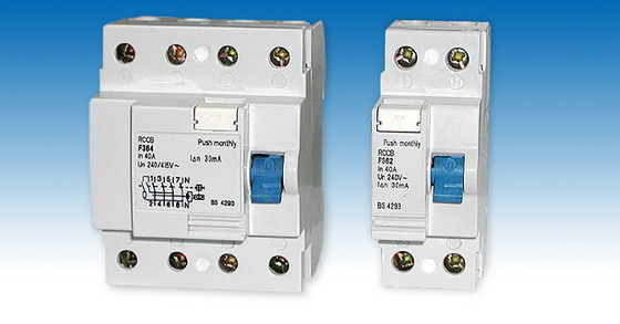 F360 Residual Current Circuit Breaker,RCCB