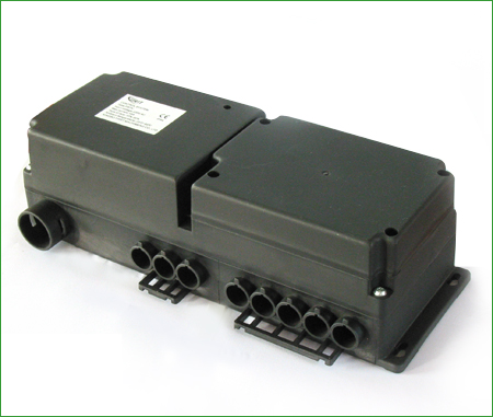 FRTK 04 Power Box for 5 Electric Actuators