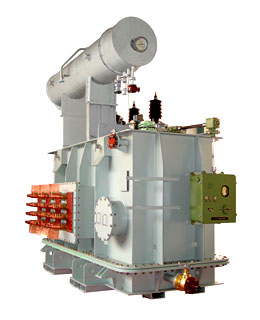 Furnace Transformer with OLTC