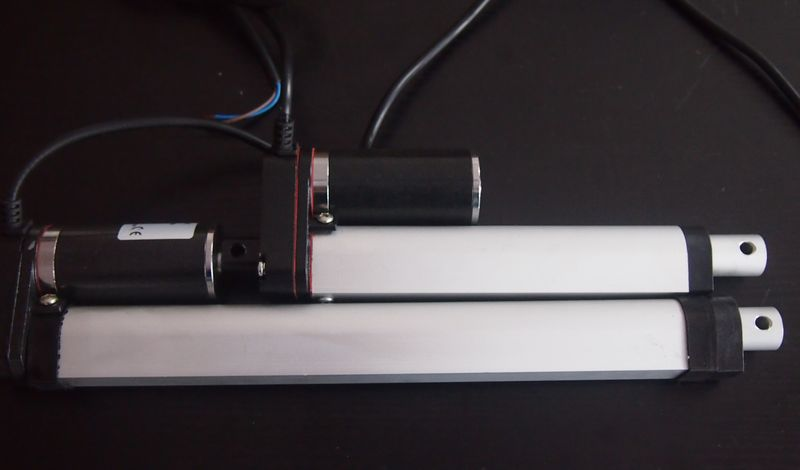 IP65 waterproof linear actuator for Solar Tracking Systems
