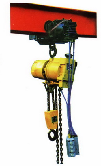 Pneumatic Hoist, Air Driven Chain Hoist