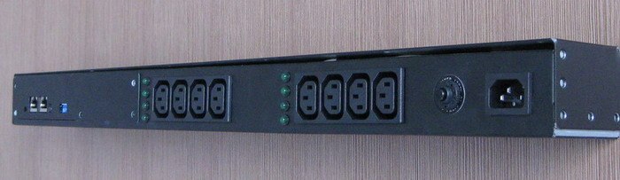 Remote Power Distribution Unit