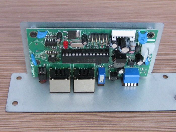 Remote Power control management distribution unit