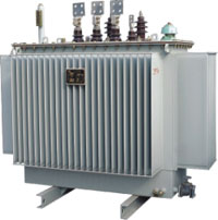 S M 30 2000kVA Three Phase Oil immersed Transformer for oversea