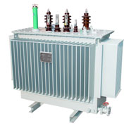 S11-M.R Three Phase Enclosed Distribution Transformer with wound