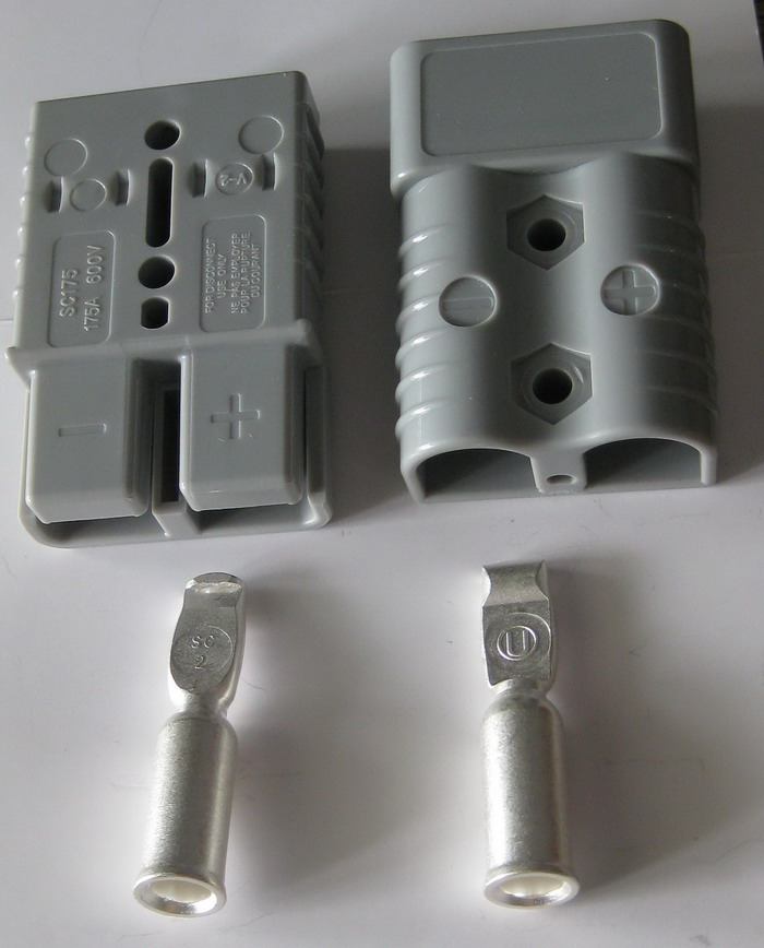 SB 175amp powerconnectors