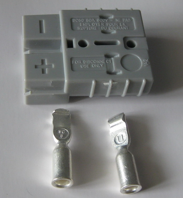 SB 50A power connector