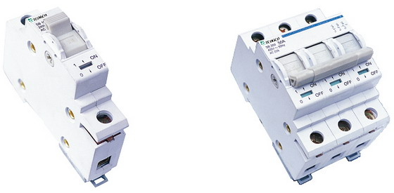 TGB Isolating Switches