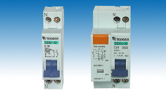 TGM30 Phase+Neutral Circuit Breaker