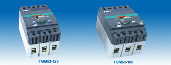 TGM53 Moulded Case Circuit Breaker