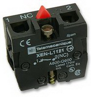 XEN-L1121 contact for control station box