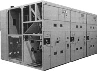 Combined (Fixed) AC Metal-clad Switchgear XGT1(XGN59)-40.5