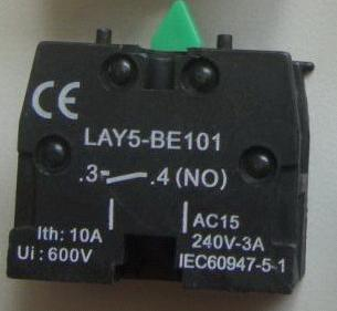 ZB2-BE101 Telemecanique  Contact Block