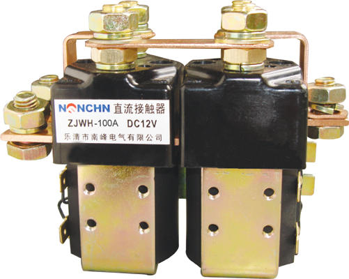 ZJWH100A-2T DC contactor for communications power UPS