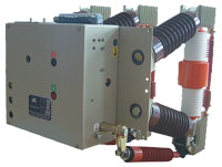 ZN12 Indoor AC HV Vacuum Circuit breaker