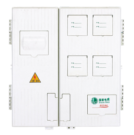 DX-401A-Single Phase four household electric meter box