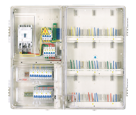 DX-901CS meter box