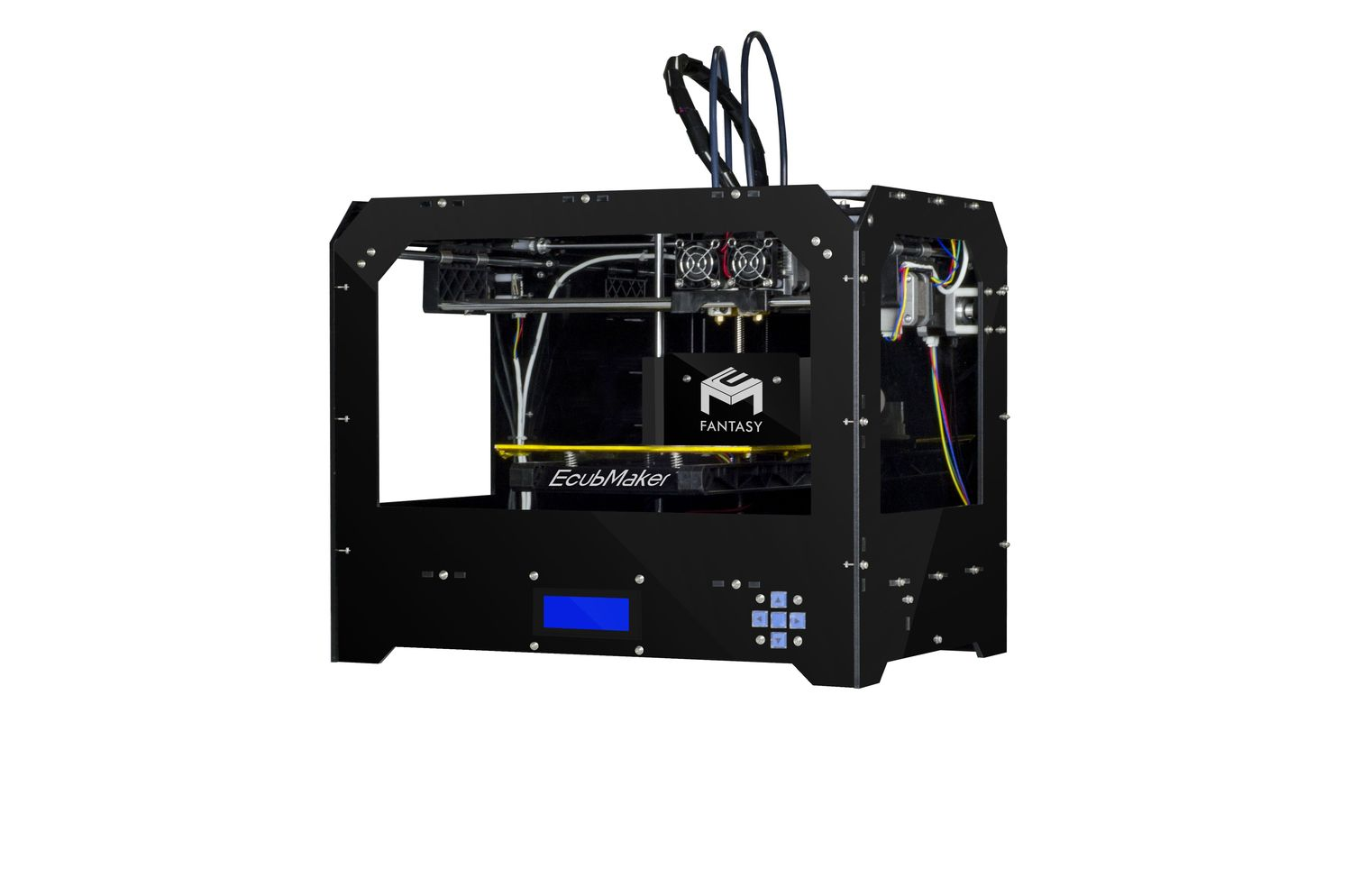FY3D-2N cheapest dual nozzles 3d printer ,cheapest acrylic 3d pr