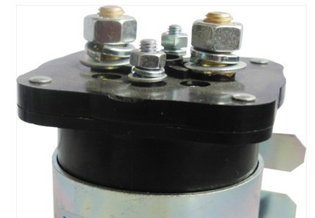 DC power solenoid